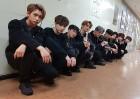 """'음악중심' 스트레이 키즈Stray Kids, 일렬로 나란히 """"벌써 보고 싶네요"""""""