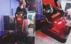 """[근황] 조권, 아이언맨 VR 타고 즐거운 비명 질러 """"여기 어디야?"""""""
