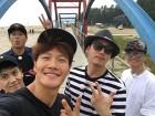"""'미운우리새끼' 김종국, '용띠클럽' 멤버들과의 여행 '새삼 화제'…""""나만 총각"""""""