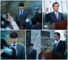 '작은 신의 아이들' 심희섭, 다시 보는 촬영 스틸…'긴급 기자회견 속 주하민'