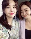 """""""봄기운 물씬""""…걸스데이 민아X서효림, 러블리 보스들의 만남"""