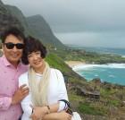 '휴먼 다큐 사람이 좋다' 배동성-전진주 부부, 하와이에서도 빛난 그들의 '사랑'
