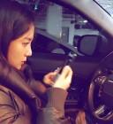 """'아프리카 TV' BJ 강은비, 생일 맞아 인증샷 공개…""""근데 오늘 비오네"""""""