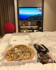 '미운우리새끼' 도끼, 호텔 스위트룸에서 피자 룸서비스 시켜먹어…'한달 숙박 비용은?'