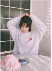 """'송중기♥' 송혜교, 머리 묶는 순간까지 '아름다움 한도초과'…""""얼굴에서 빛이 나"""""""
