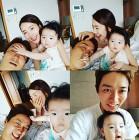 '동상이몽 2 너는 내 운명' 소이현, 과거 인교진 그리고 딸과 함께 찍은 셀카 공개…'사랑스러운 가족'
