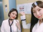 아이아이ii 다연-은영, 데뷔 당시 셀카 눈길…'상큼함 그 자체'