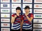 여자 배드민턴, 일본과의 준결승에서 1-3으로 패배…세계 선수권 동메달