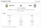 '2017-2018 UEFA 챔리언스리그', 레알마드리드 리버풀의 결승 중계는 어디서?… '스포티비SPOTV에서'