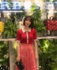 '인생 술집' 개코 부인 김수미, 레드 투피스 입고 한 컷…'여신 미모'
