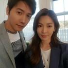 '같이 살래요' 이상우, 아내 김소연과 다정한 일상 속 모습 '달달'