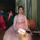 조우종 아내 정다은 아나운서, 한복 입고 주말에도 열일하는 워킹맘…'국악한마당'