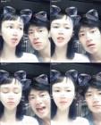 """이혜정♥이희준, 더빙어플 이용해 코믹 영상…""""예쁘면 다냐"""""""