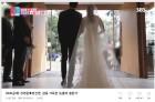 '동상이몽 시즌2' 강경준-장신영, 결혼식 영상 조회수 20만 육박