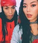 '이상한 나라의 며느리' 제이블랙♥마리, 화려한 비주얼 부부…'시선 강탈'