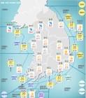 태풍 소식등 기상특보, 기상청 오늘날씨 및 주간날씨 예보..서울 강원 경기 시간당 50mm 이상 폭우..태풍 하토 홍콩 지나 중국과 베트남 하노이 상륙 내일 소멸