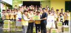 사아나봉, '제13차 필리핀 해외의료봉사' 성료