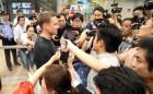 """'풍계리 취재' 외신기자단, 중국 도착…""""거대한 폭발 목격했다"""""""
