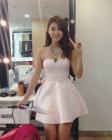 강소연, 아름다운 미니 드레스로 상큼 매력 '뿜뿜'