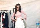 설하윤, '핑크'색 의상 입고 '찰칵'...'우월한 바디라인' '눈길'