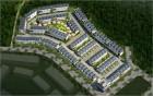 국내 첫 제로에너지 임대형 단독주택 단지 '로렌하우스' 청약 7.3 대 1