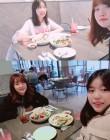 조혜정X박소담, 두 사람의 러블리한 절친 인증샷…'변함없는 우정'
