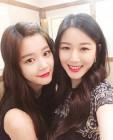 """이다인, 언니 이유비와 비주얼 셀카…""""엄마 견미리 닮았네"""""""