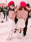"""""""테니스 스커트의 여신""""…한승연, 인형 같은 미모로 '남심 저격'"""