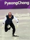 '182cm의 파워 스케이터' 김도겸, 힘 이용한 푸싱 뛰어났다