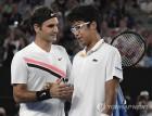 '테니스 황제' 페더러, 8강전서 정현에 물러설 수 없는 이유