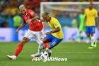 브라질, 피파랭킹 6위 스위스와 1-1 무승부