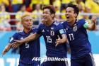 일본, 콜롬비아에 2-1 승리…3분 만에 상대 퇴장