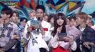 """'뮤직뱅크' 워너원, 지난주에 연이어 1위…""""해외 투어로 불참"""""""