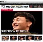 [UFC] 최두호 리턴즈 UFC 홈페이지 복귀전 조명