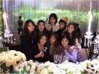 [TF프리즘] '써니' 주역들, 민효린 결혼식 회동…뜨거운 8년 우정(영상)