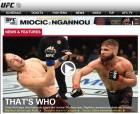 [UFC] '최두호 꺾은' 스티븐슨, 정찬성과 함께 UFC 페더급 '공동 7위'