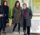 """[단독포착] '국정농단 방조' 우병우, """"설은 가족과"""" 구치소서 가족 접견"""
