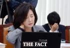 """'박창훈 파문' 나경원 """"비서 사직서 제출, 제 불찰"""""""