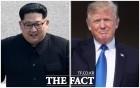 '오르락내리락' 트럼프-김정은 '시소 외교'