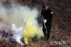 영암산림항공-영암국유림관리소 합동 산불진화훈련 실시