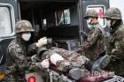 육군 제11기계화보병사단, 홍천소방서와 합동소방훈련