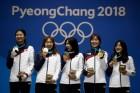 [2018 평창동계올림픽 폐막] 대한민국, 종합 7위… '금5·은8·동4' 역대 최다 메달