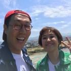 이 정도면 이제 가수? 김영철 신곡 '안되나용' 트로트 부문 1위 등극