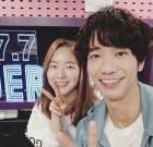 '안녕 나의 소녀' 류이호, 박선영 아나운서와 찰칵...좋아하는 걸그룹은?