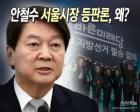 """[취재일기] """"도와줘요 안철수""""…서울시장 등판론, 왜?"""
