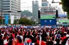 한국팀 성적 저조에 울상이지만…편의점은 월드컵 특수에 '활짝'