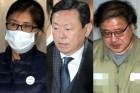 검찰, 최순실 징역 25년 신동빈 징역 4년 안종범 징역 1년 구형