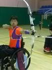 박준범, 장애인 양궁'태극마크'