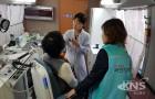 건보공단 대구본부, 의성군 어르신 대상 의료봉사활동