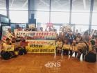 유나이티드 항공의 국적차별 논란